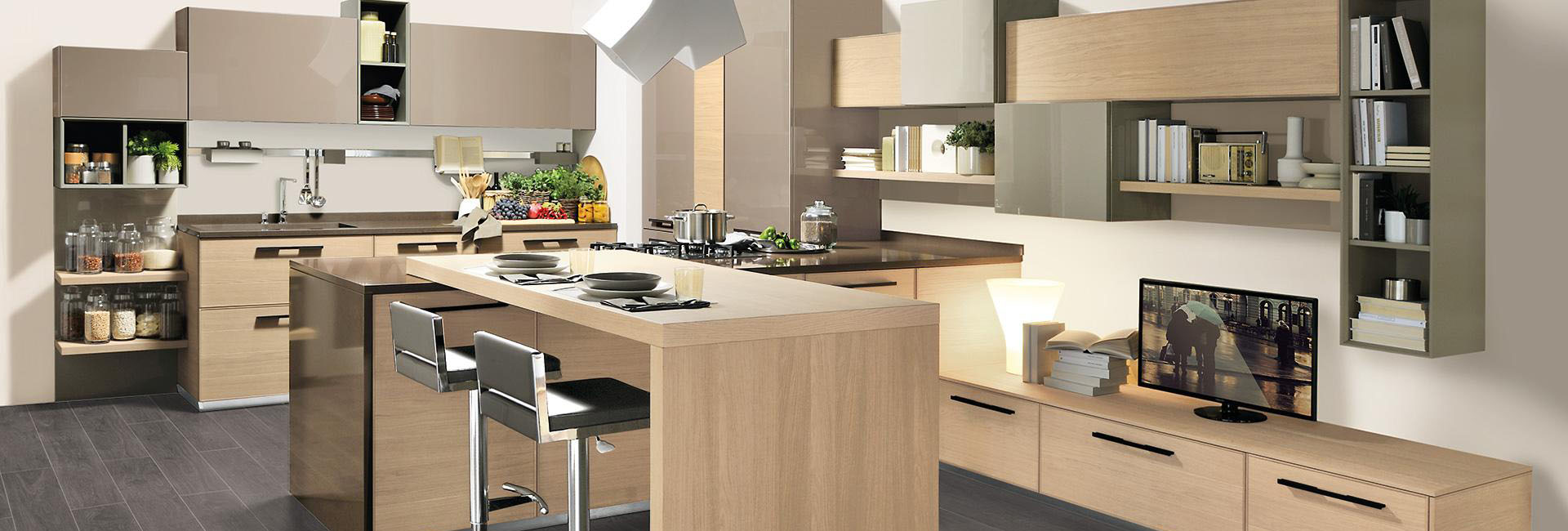Cucine Moderne Lombardia.Cucine Su Misura Ghezzi Cucine