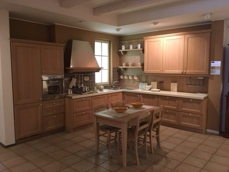 Cucina ad angolo Newport