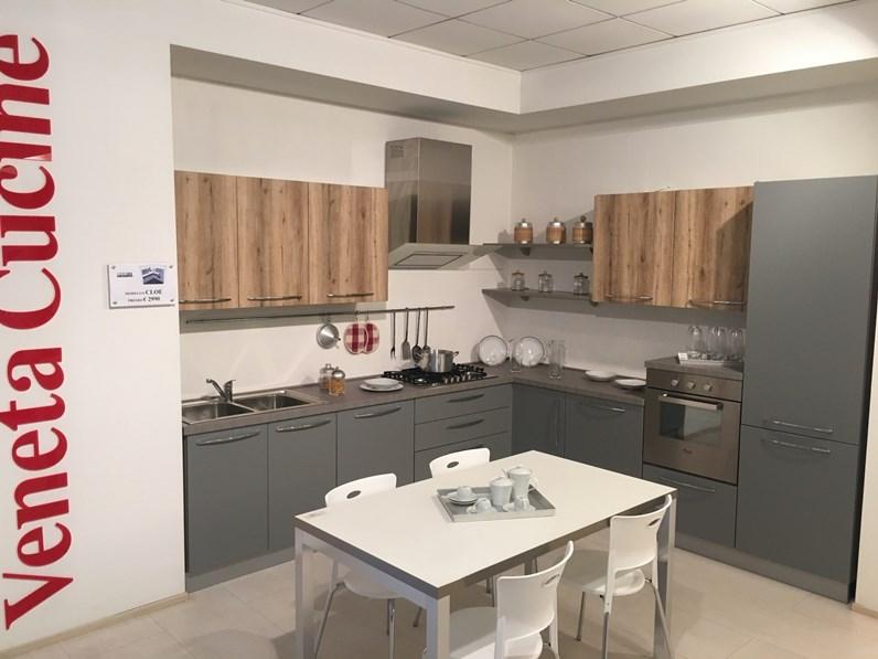 Cucina ad angolo Cloe | Ghezzi Cucine